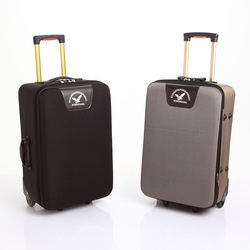 president soft luggage set Generous and functional bag Fashion 2 Wheels trolley luggage