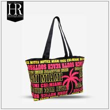 with 10 years manufacture experience canva tote