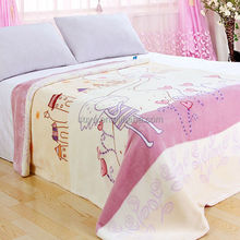 high quality mink wool baby blankets for sale