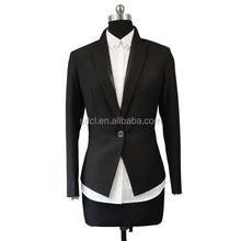 Wholesales production fashion hotel reception uniform design