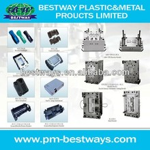 Custom design precision die plastic injection mold parts
