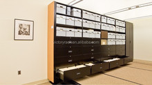 metal shelving File Compactor Government Mobile Storage suppliers