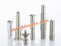 304 brass turning stainless steel cnc turning sewing machine spare metal parts
