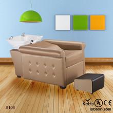 hair salon shampoo chairs/ salon shampoo chair bed 9106