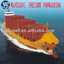 Sea freight service from Dalian China to Jacksonville (USA)