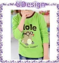 Comfortable little cheap baby t-shirt wholesale bamboo t-shirts wholesale 100 percent cotton t shirts