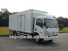 New product van truck Japan cargo van trucks for sale