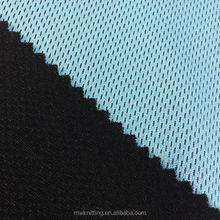 100% Polyester Knitted Mesh Fabric for T- Shirt