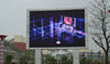 P20mm outdoor full color LED display New Product light weight P20 led display taxi top led display