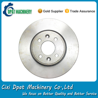 High quality and competitive price auto parts brake disc for proton wira