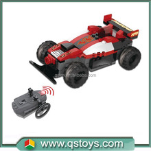 New products radio control blocks toys infrared rc car for kids