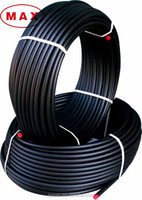 High Density Polyethylene HDPE Pipe Rolls for Water Supply