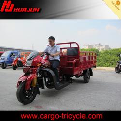 powerful heavy duty 3 wheel motorcycle/200cc heavy duty cargo tricycle