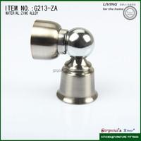 stainless steel swing magnetic door stop/Strongly magnetic door stopper
