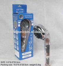 Ordinaria cabeza de ducha del led / led de color cambiante cabeza de ducha