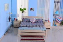 wood beds for hostels furniture for day care