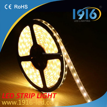 1916LED Colorful remote control RGB 5050SMD 60led/m flexible led strip light with waterproof IP20 IP65 IP68