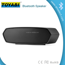 High-end stereo Bluetooth speaker with DSP/TI amplifier
