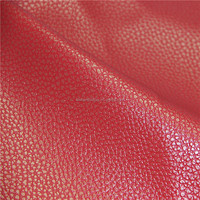 Faux Furniture PU Leather for Sofa, Ottoman Bench In China