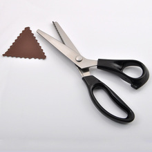 Chinese importers of top selling craft scissors shape cutting, pingking shears, zigzag LT028