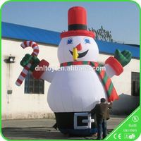 Gaint Inflatable Snowman for Christmas holiday