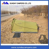 Camping Waterproof Canvas Tent Swag for Camping Fishing Canvas Hoop