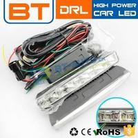 Factory Direct High Power Drl 600Lm 5W 6000K-6500K Led Daytime Running Light