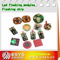 Electronic rotating color llevó módulos de luz