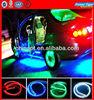 24cm LED Strip Car Auto Motorcycle Flexible Grill Light 12V