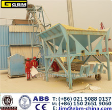 Containerized Mobile weighting & bagging machinery unit for power -Hot sale
