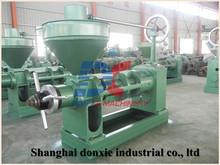 Tornillo prensa de aceite de la máquina para semillas de girasol