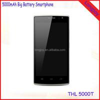Original THL 5000T 5.0 Inch 1280*720 IPS HD Screen Octa Core 1GB RAM 8GB ROM 5000mAh Battery Cell Phone
