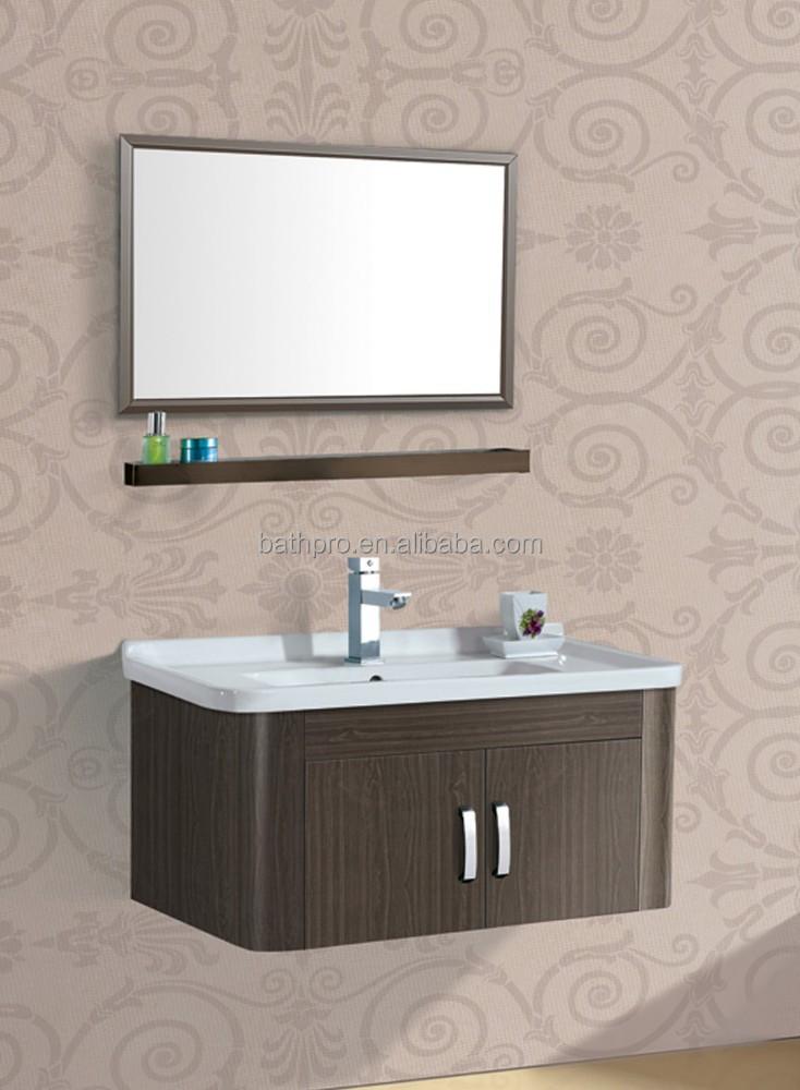 melamin chrom spiegel 10 zoll tief modernes design badezimmer
