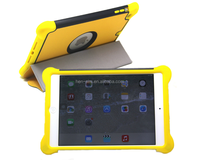 top grade silicone rubber tablet PC case, mini laptop covers