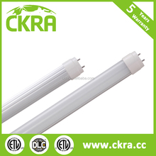 CKRA lighting top hot selling motion occupancy 300 beam angle 5000k led tube t8 light1200mm 22w