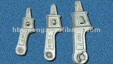 NX wire wedge type strain clamps