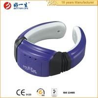 Self heating neck massager pad, fashion neck massager