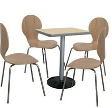 Hot sale Modern Dining Coffee table and Chairs