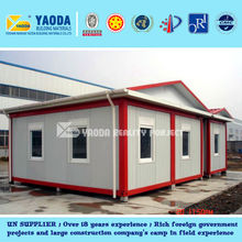 sandwich panel container house price