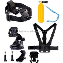 new release New Business Ideas ODM/OEM New Electronic Items Go pro Heros 4 Accessories Sets Looking for Investor Top Sellers