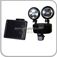 2W led solar outdoor light with timer (JL-3528)