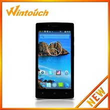 5 inch mtk quad core android mobil phone 1GB 8GB 5.0M made in china