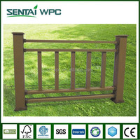 UV-resistant prefab cheap fence panels