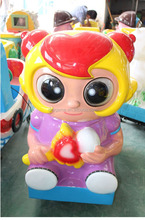 2015 popular kiddie ride/ coin operated children swing game machine made in China/swing car for kids