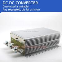 Full power 1000W 21Amax Dcdc/dc converter 12v to 48v dc