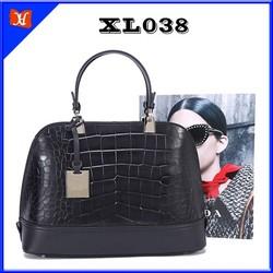 2015 Elegant Genuine Bag Ladies Bags Made in China for Wholesale top brands in ladies bags