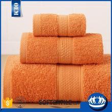 china wholesale nice Custom-logo holiday bath towels