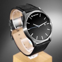Wholesale China Watch Supplier Paypal Accepted Leather Strap MVMT Watch