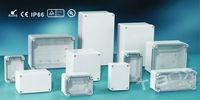 waterproof electrical junction box outdoor plastic enclosures