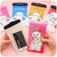 2015 wholesale price waterproof bag,Mobile phone waterproof bag, waterproof case